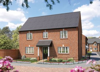 "Thumbnail 4 bed detached house for sale in ""The Montpellier"" at Heron Way, Edleston, Nantwich"