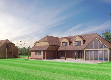 Thumbnail 5 bed detached house for sale in Chapmans Town Road, Rushlake Green, East Sussex
