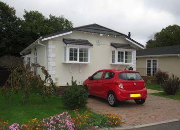 Thumbnail 2 bed mobile/park home for sale in Red Lion Caravan Park, London Road, Dunkirk