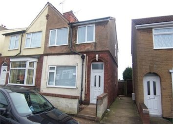 Thumbnail 3 bed semi-detached house for sale in Somersall Street, Mansfield