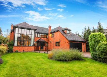 Thumbnail 4 bed detached house for sale in Greystoke Park, Gosforth, Newcastle Upon Tyne
