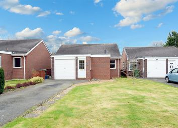 Thumbnail 2 bed bungalow for sale in Priory Ridge, Shrewsbury