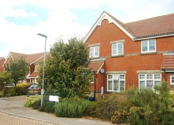 Thumbnail 3 bed semi-detached house to rent in Pitcairn Avenue, Eastbourne