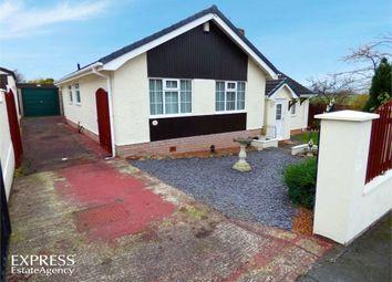 Thumbnail 3 bed detached bungalow for sale in Ffordd Gwilym, Prestatyn, Denbighshire