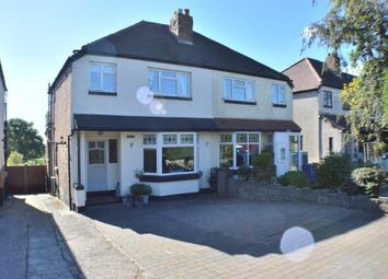 Thumbnail 3 bed semi-detached house for sale in Buds Road, Cannock Wood, Near Lichfield, Staffordshire