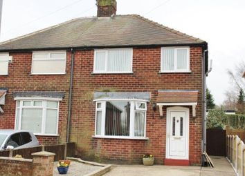 Thumbnail 2 bed semi-detached house for sale in Firbeck Avenue, Mansfield