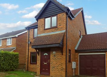Thumbnail 4 bed detached house to rent in Sudeley Way, Swindon, Wiltshire