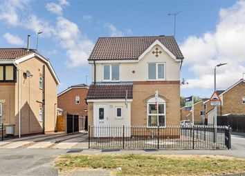 Thumbnail 3 bed detached house for sale in Kestrel Avenue, Hull, East Yorkshire