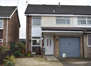 Thumbnail 3 bed semi-detached house for sale in Butlers Gardens, Frome