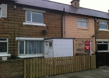 Thumbnail 3 bed terraced house to rent in Emerson Road, Newbiggin By The Sea