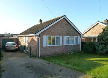 Thumbnail 2 bed detached bungalow to rent in Old Market Way, Hempnall, Norwich