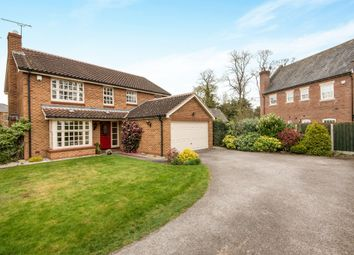 Thumbnail 4 bed detached house for sale in Cavendish Close, Bawtry, Doncaster