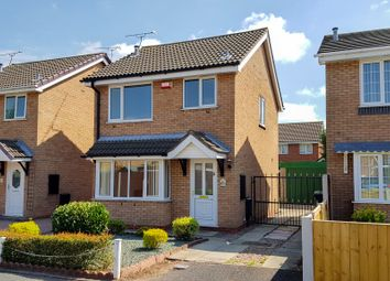 Thumbnail 3 bedroom detached house to rent in Melrose Drive, Leighton, Crewe