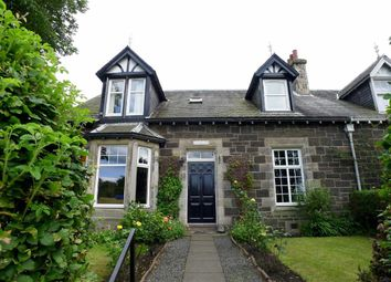 Thumbnail 4 bed semi-detached house for sale in Back Dykes, Abernethy, Perthshire