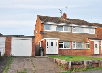 Thumbnail 3 bed semi-detached house for sale in Orchard Way, Bransford, Worcester