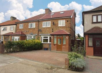 Thumbnail 4 bed semi-detached house to rent in Spring Grove Road, Hounslow