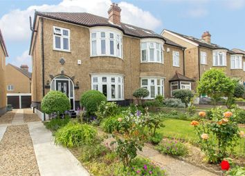 Thumbnail 3 bed semi-detached house for sale in Warminster Road, London