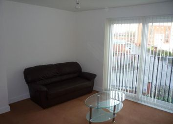 Thumbnail 2 bed flat to rent in Lamba Court, Woden Street, Salford