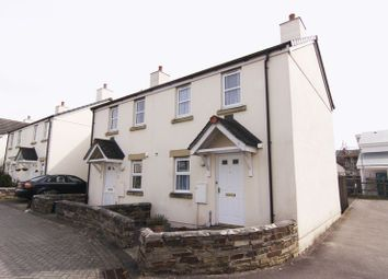 Thumbnail 3 bed end terrace house for sale in Vicks Meadow, Hatherleigh, Okehampton