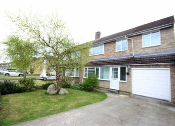 Thumbnail 5 bedroom semi-detached house for sale in Severn Avenue, Greenmeadow, Swindon