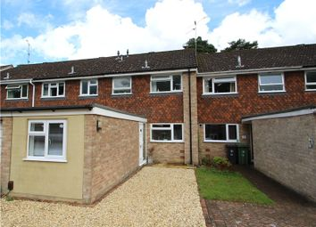 Thumbnail 3 bedroom terraced house for sale in Roxburgh Close, Camberley, Surrey