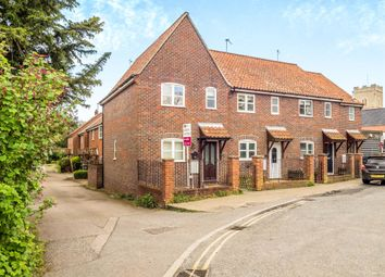 Thumbnail 2 bedroom end terrace house for sale in Ollands Road, Reepham, Norwich
