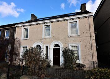 Thumbnail 4 bed maisonette for sale in Grahams Road, Falkirk