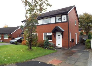 Thumbnail 3 bedroom semi-detached house for sale in Weavers Green, Farnworth, Bolton, Greater Manchester