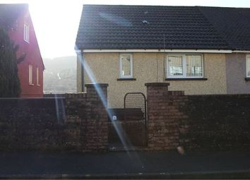 2 bed semi-detached house for sale in St Lukes Road, Llwyncelyn, Porth CF39