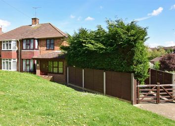 Thumbnail 3 bed semi-detached house for sale in Maidstone Road, Rochester, Kent
