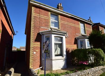 Thumbnail 3 bed semi-detached house for sale in Newport Road, Ventnor, Isle Of Wight