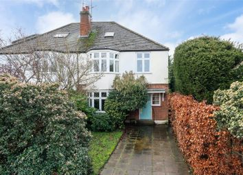 4 bed semi-detached house for sale in Somerset Road, Wimbledon, London SW19