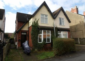 Thumbnail 2 bed semi-detached house for sale in Grange Road, Ibstock