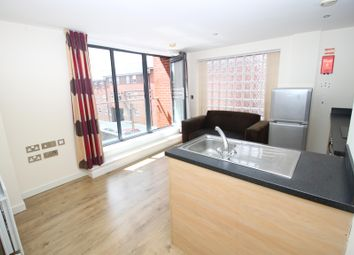 Thumbnail 1 bed flat to rent in Flat 43 Victoria House, 50 - 52 Victoria Street, Sheffield