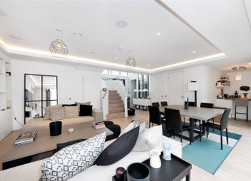 Thumbnail 4 bed flat to rent in Sunlight Mews, Stephendale Road, Fulham, London