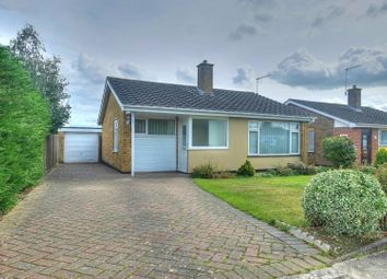 Thumbnail 2 bed detached bungalow for sale in Lyngate Avenue, Lowestoft