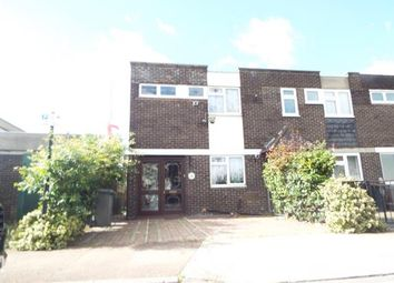 Thumbnail 3 bedroom end terrace house for sale in Plaistow, London, England