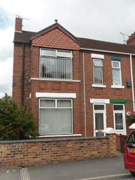 Thumbnail 4 bed end terrace house to rent in Richmond Road, Crewe