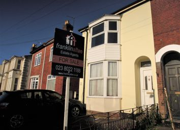 Thumbnail 2 bed maisonette for sale in Waterloo Road, Freemantle Southampton
