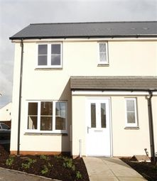 Thumbnail 3 bed semi-detached house to rent in Merino Way, Bridgwater