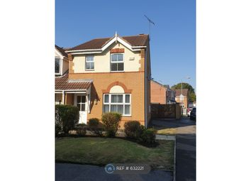 Thumbnail 3 bed semi-detached house to rent in Shaw Avenue, Normanton