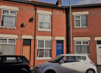 Thumbnail 3 bedroom terraced house for sale in Willowbrook Road, Humberstone, Leicester