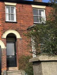 Thumbnail 3 bed terraced house to rent in Ashdon Road, Saffron Walden