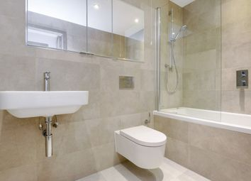 Thumbnail 3 bed flat to rent in Plough Road, London