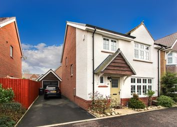 Thumbnail 4 bed detached house for sale in Holly Wood Way, Blackpool