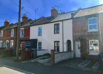 Thumbnail 2 bed terraced house to rent in Gosbrook Road, Caversham
