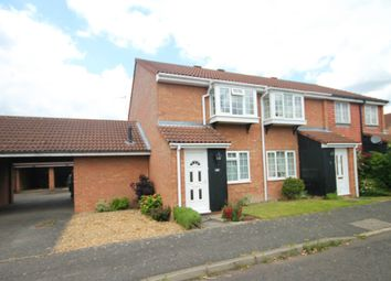 Thumbnail 2 bed terraced house to rent in Tamarin Gardens, Cherry Hinton