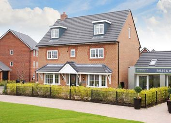 """Thumbnail 5 bedroom detached house for sale in """"Warwick"""" at Michaels Drive, Corby"""