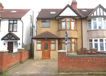 Thumbnail 5 bed semi-detached bungalow to rent in Wood End Avenue, Harrow, Middlesex