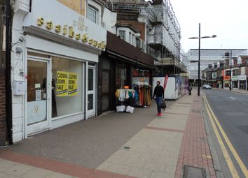 Thumbnail Retail premises to let in Green Street, Upton Park London